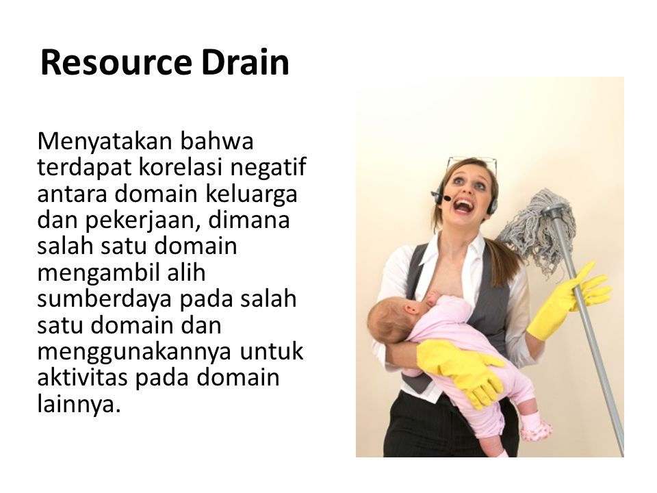 Resource Drain