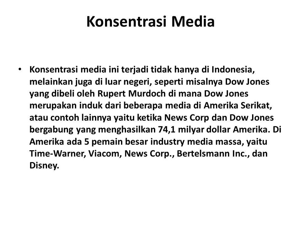 Konsentrasi Media