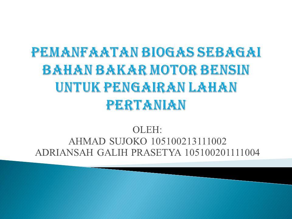 ADRIANSAH GALIH PRASETYA 105100201111004