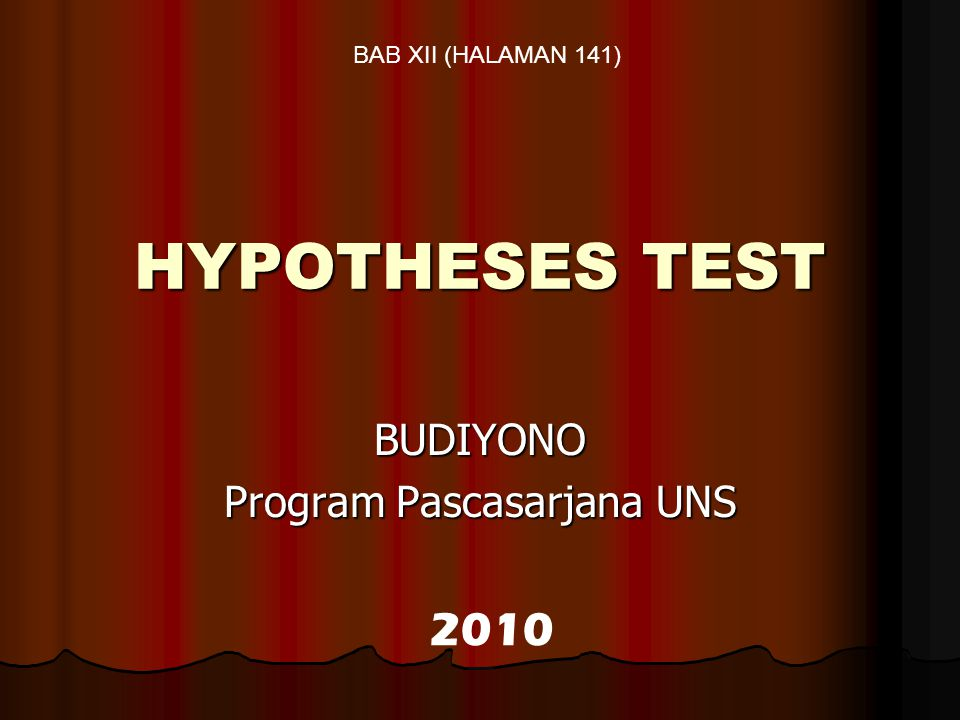 BUDIYONO Program Pascasarjana UNS