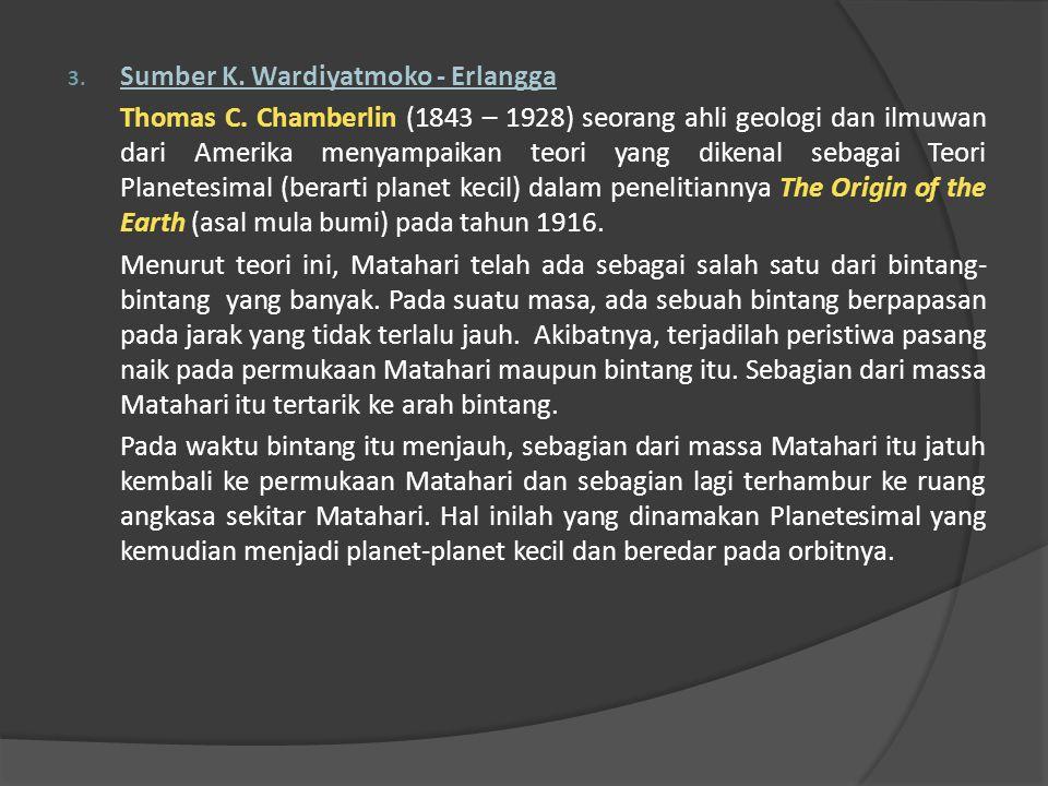 Sumber K. Wardiyatmoko - Erlangga