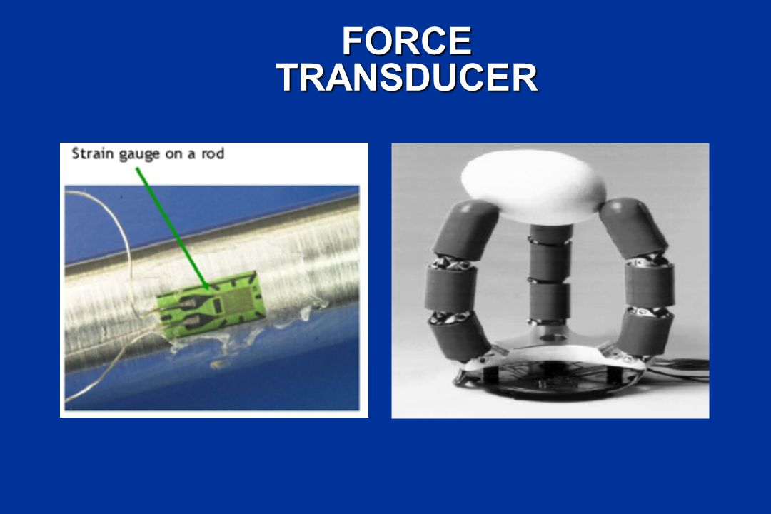 FORCE TRANSDUCER 1