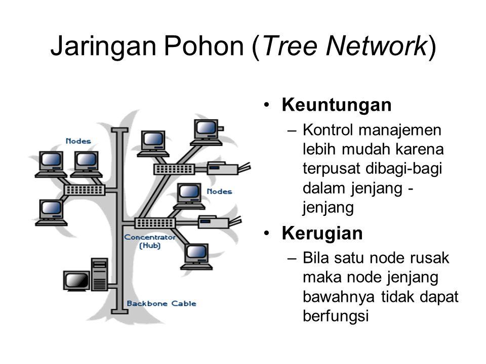 Jaringan Pohon (Tree Network)