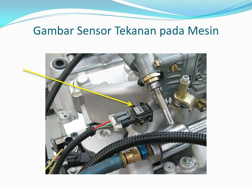 Gambar Sensor Tekanan pada Mesin