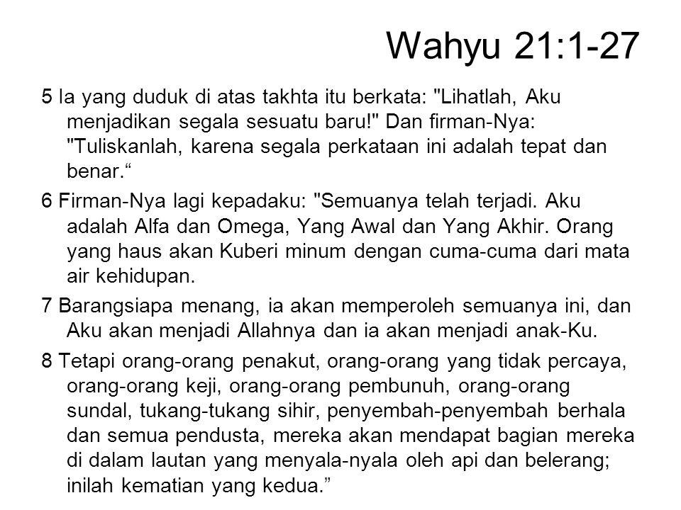Wahyu 21:1-27