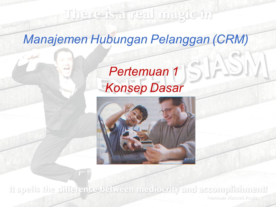 Manajemen Hubungan Pelanggan (CRM)