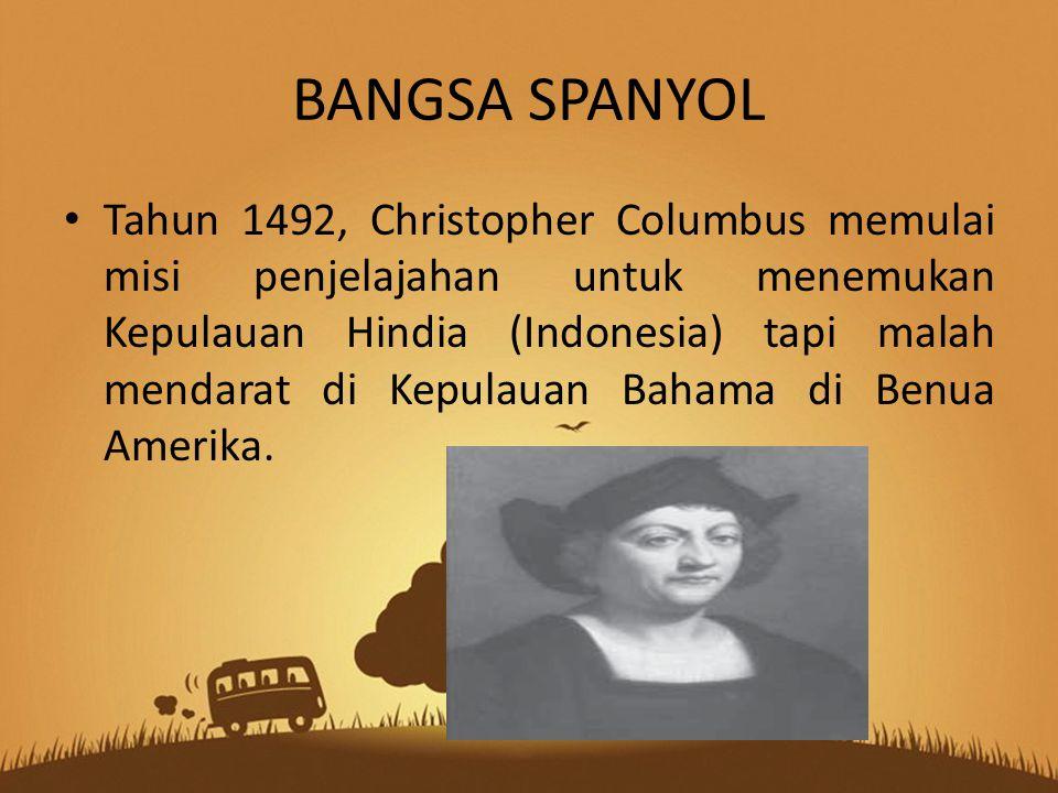 BANGSA SPANYOL