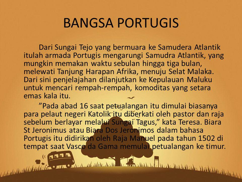 BANGSA PORTUGIS
