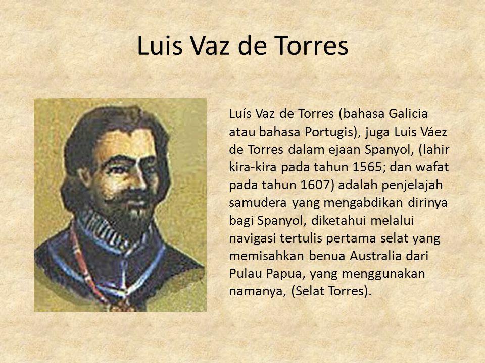 Luis Vaz de Torres