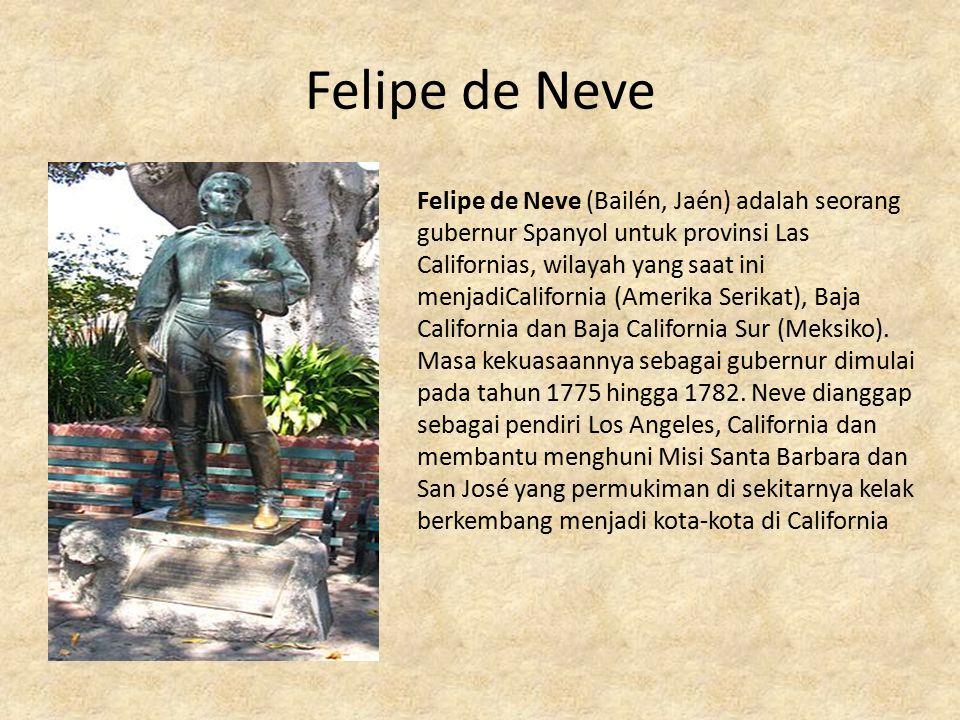 Felipe de Neve