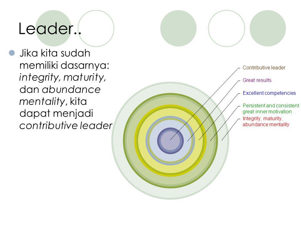 Leader..
