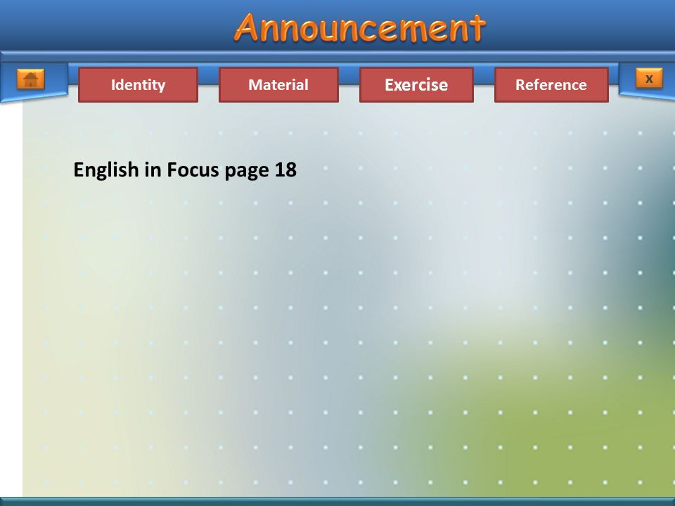 English in Focus page 18