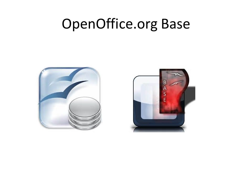 OpenOffice.org Base