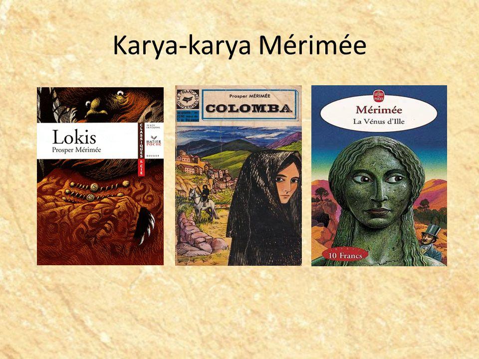 Karya-karya Mérimée