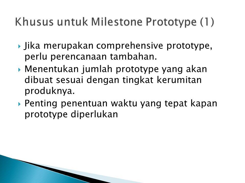 Khusus untuk Milestone Prototype (1)