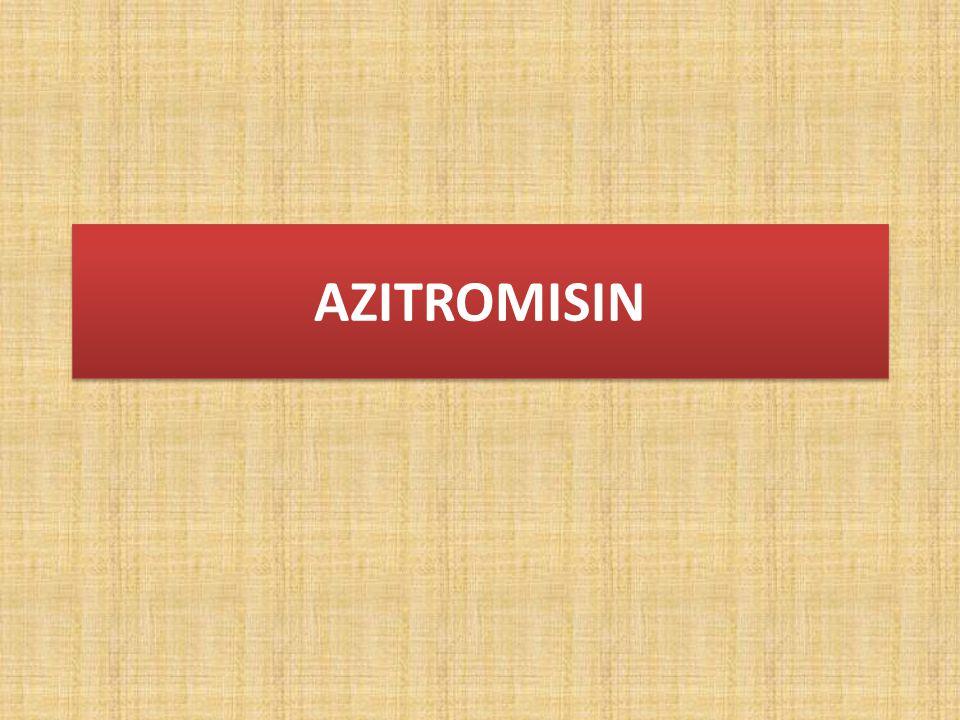 AZITROMISIN