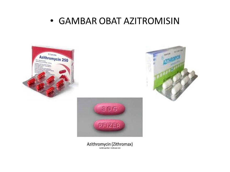 GAMBAR OBAT AZITROMISIN