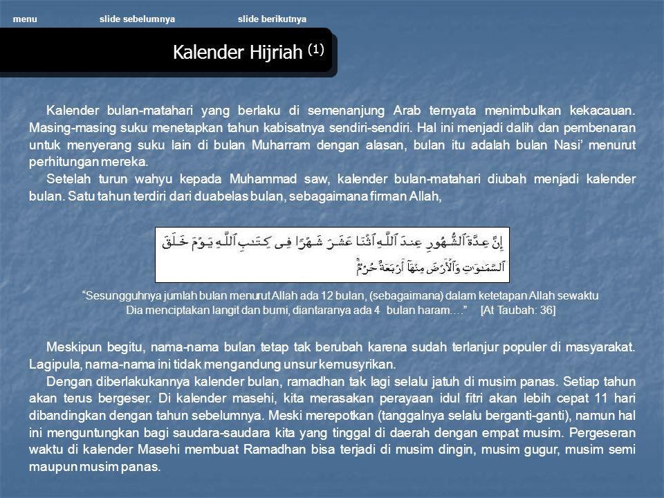 menu slide sebelumnya. slide berikutnya. Kalender Hijriah (1)