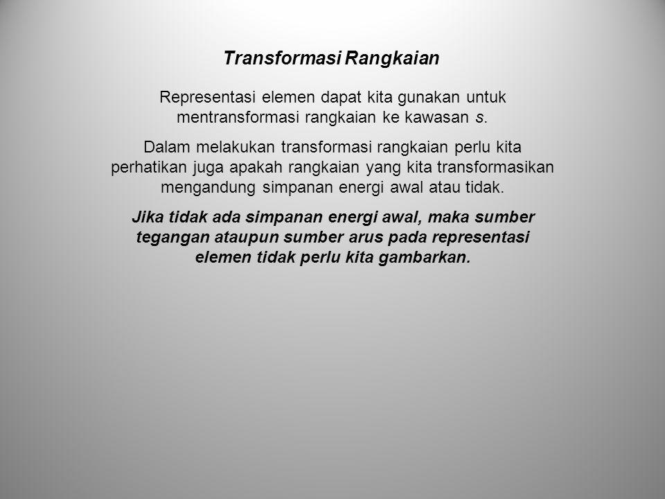 Transformasi Rangkaian