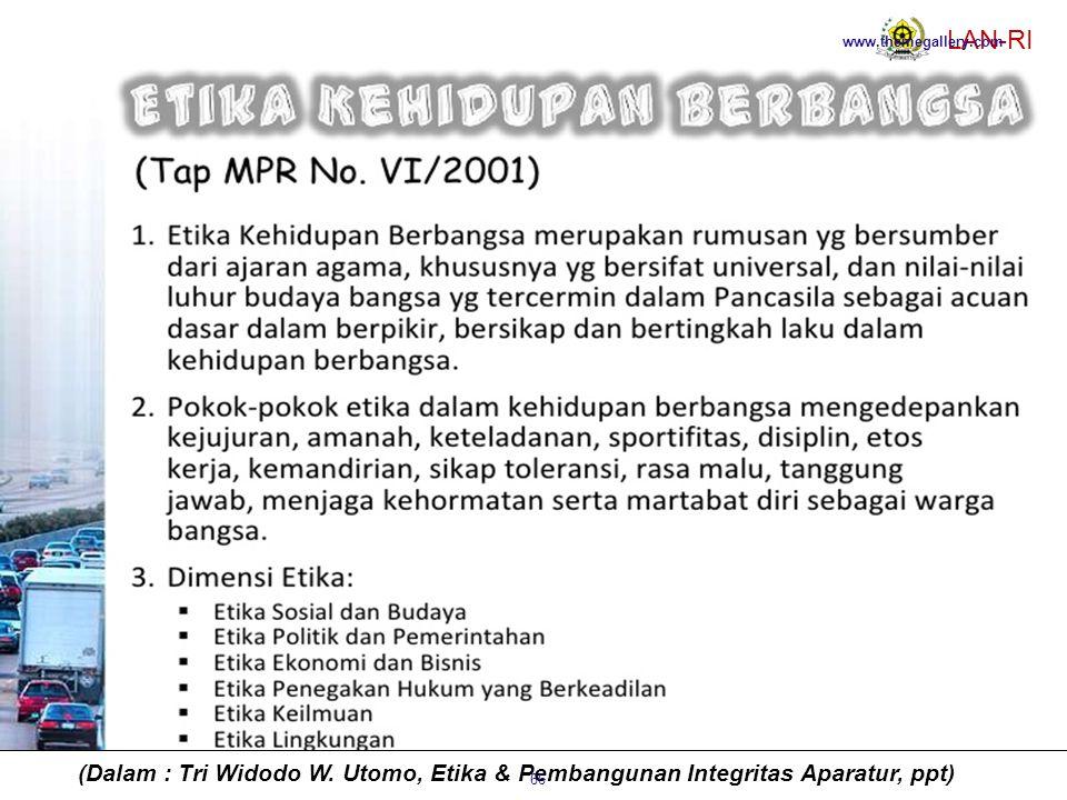 LAN-RI www.themegallery.com. (Dalam : Tri Widodo W.
