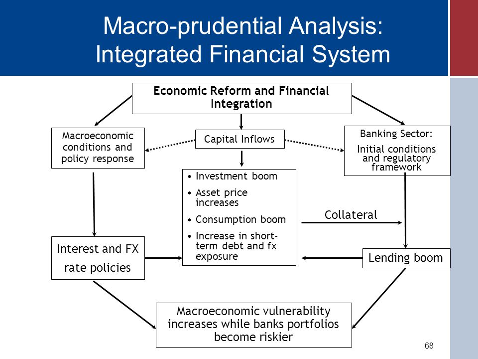 Macro-prudential Analysis: Integrated Financial System