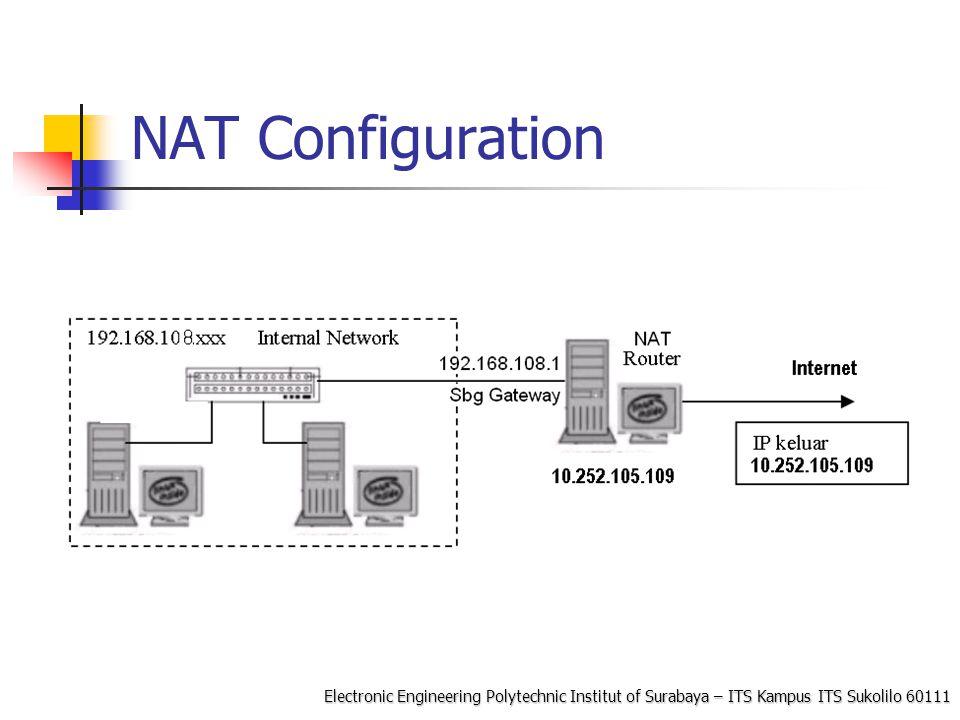 NAT Configuration