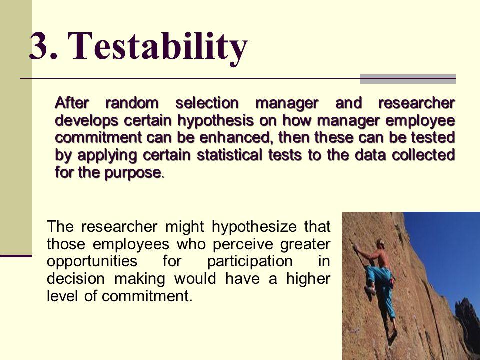 3. Testability