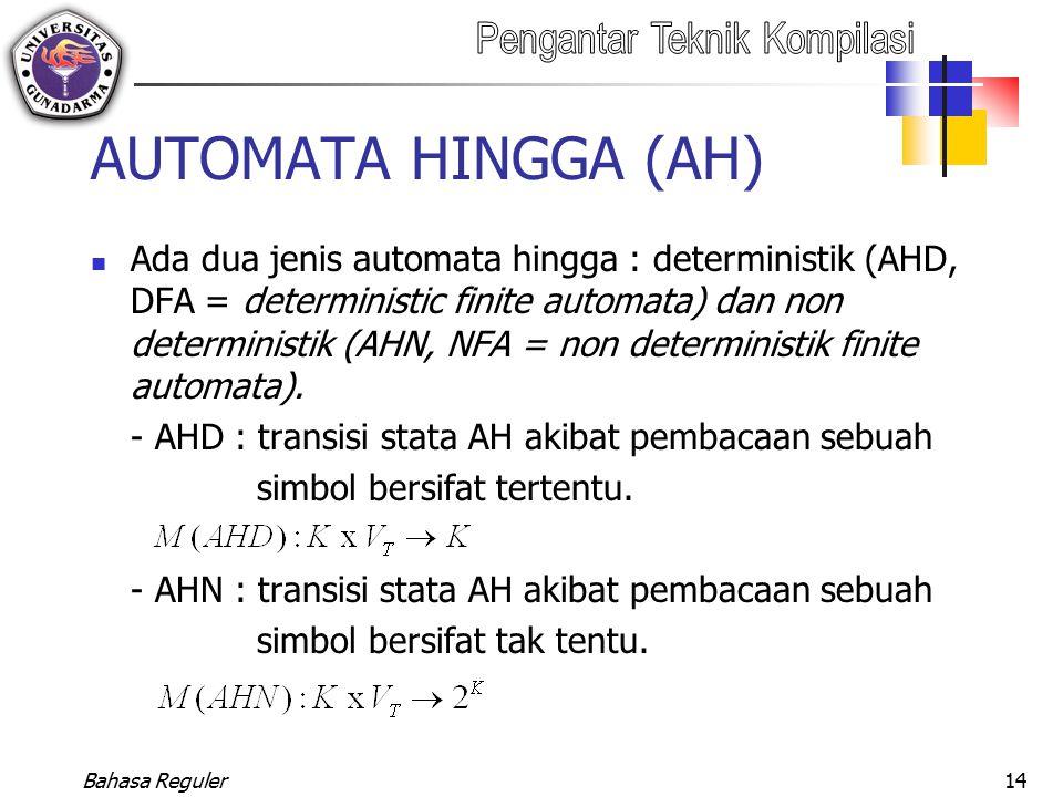 AUTOMATA HINGGA (AH)