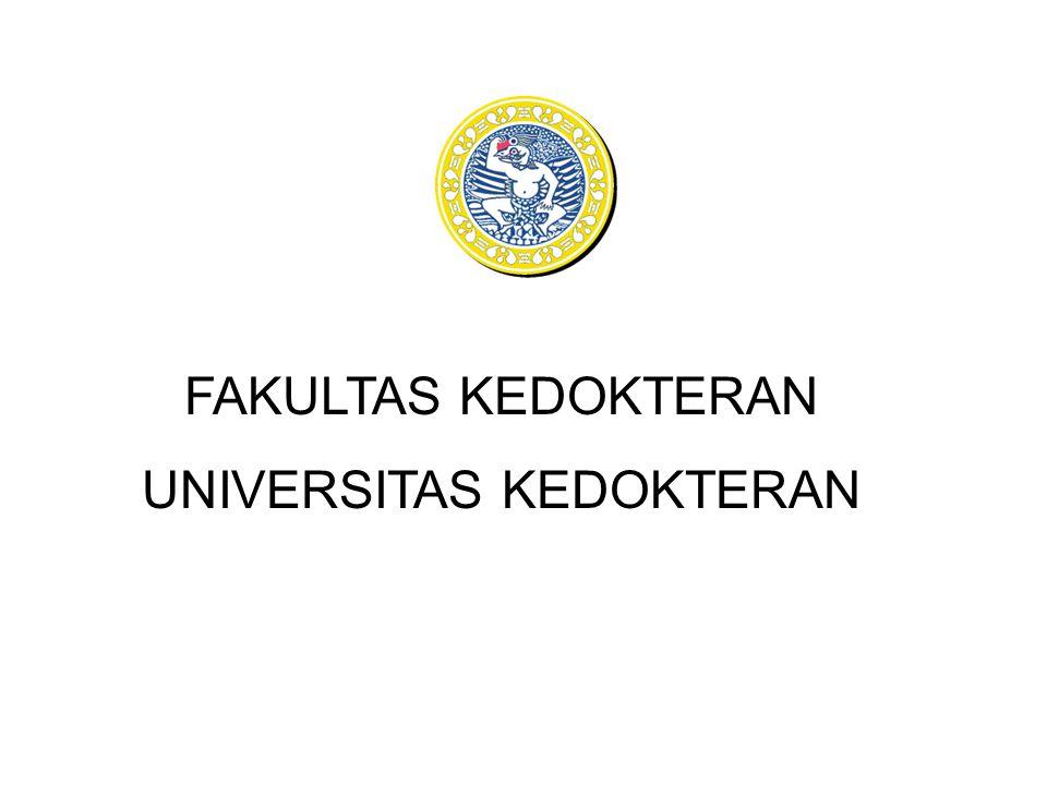 UNIVERSITAS KEDOKTERAN