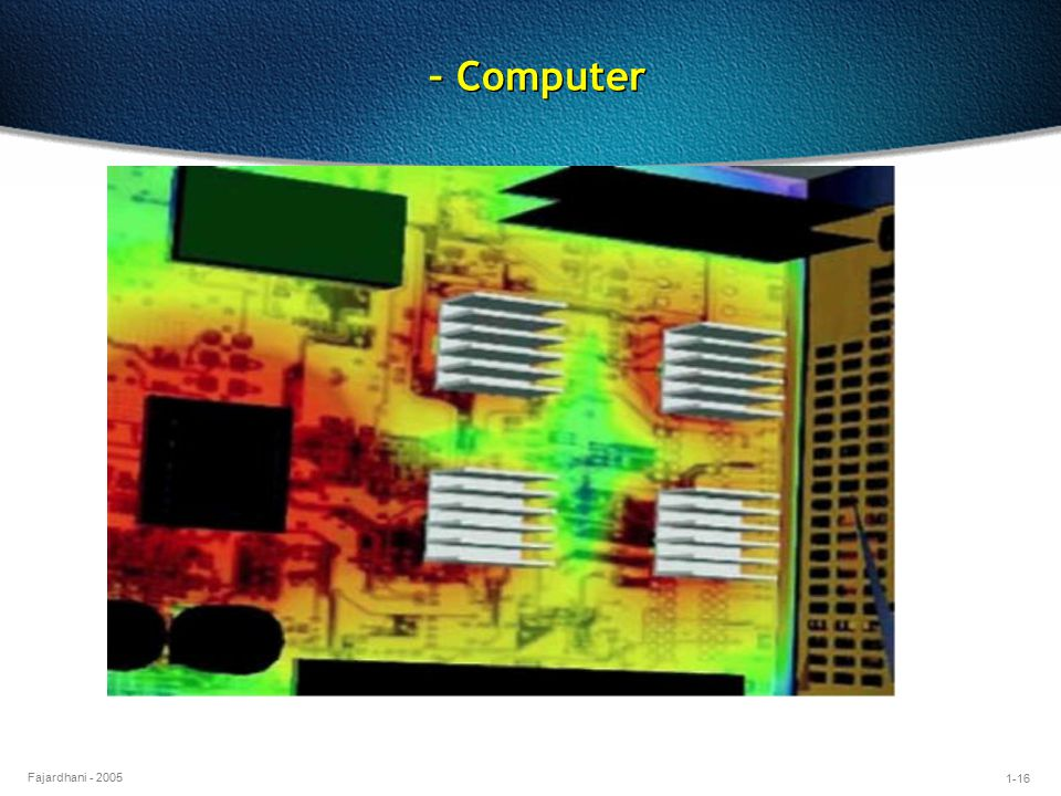 – Computer