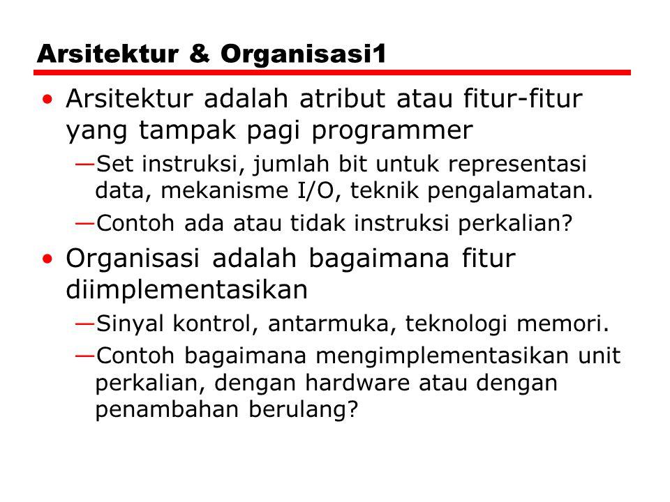Arsitektur & Organisasi1