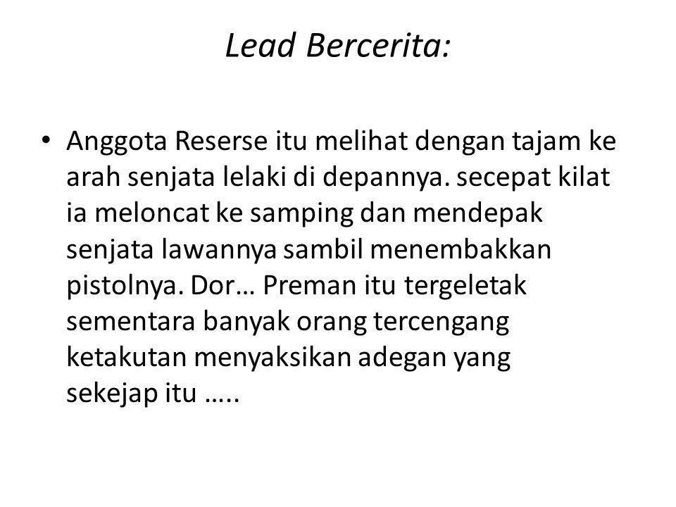 Lead Bercerita: