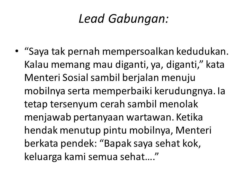 Lead Gabungan: