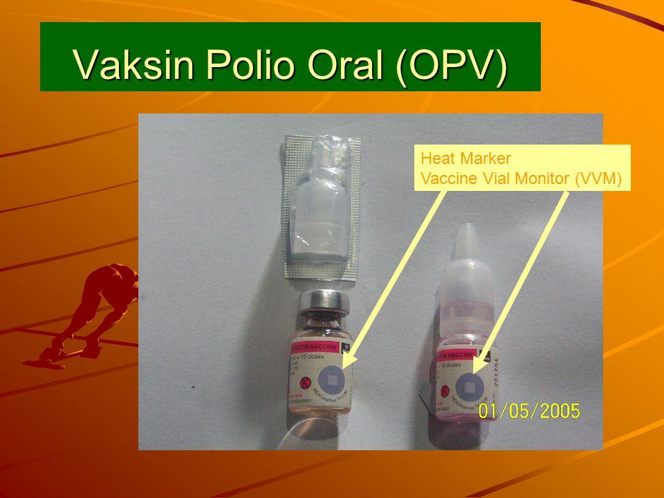Vaksin Polio Oral (OPV)