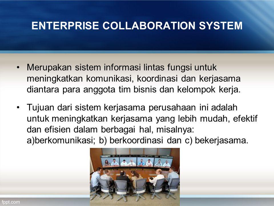 ENTERPRISE COLLABORATION SYSTEM
