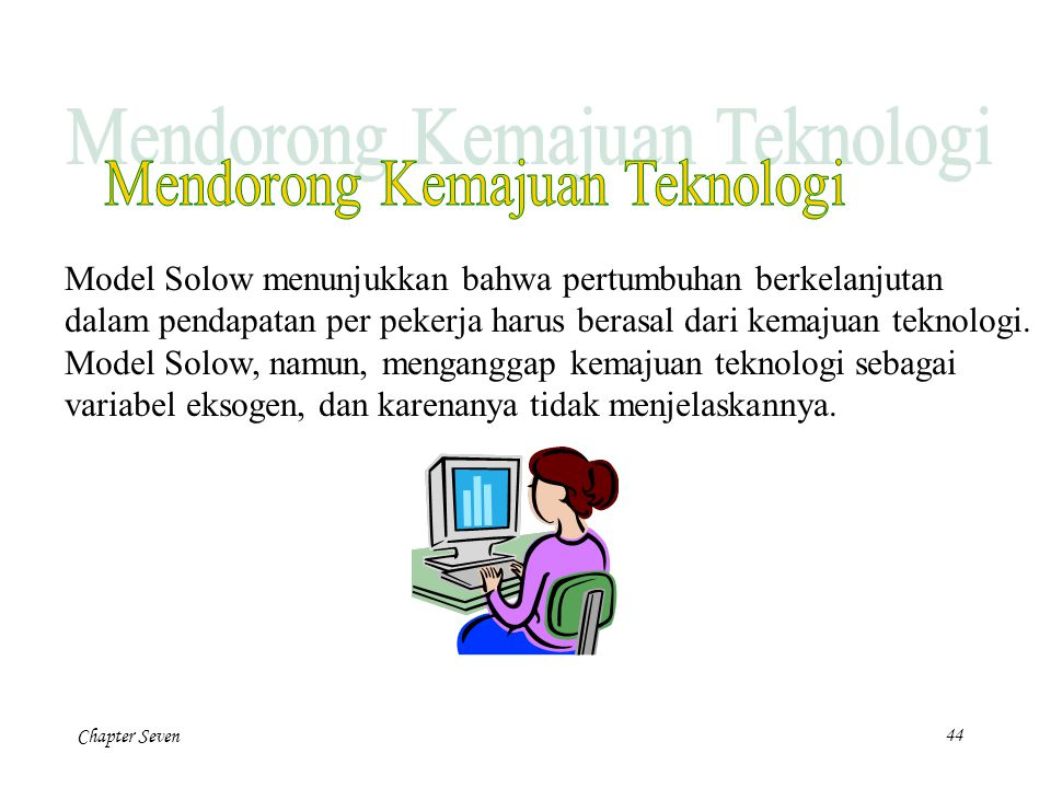 Mendorong Kemajuan Teknologi