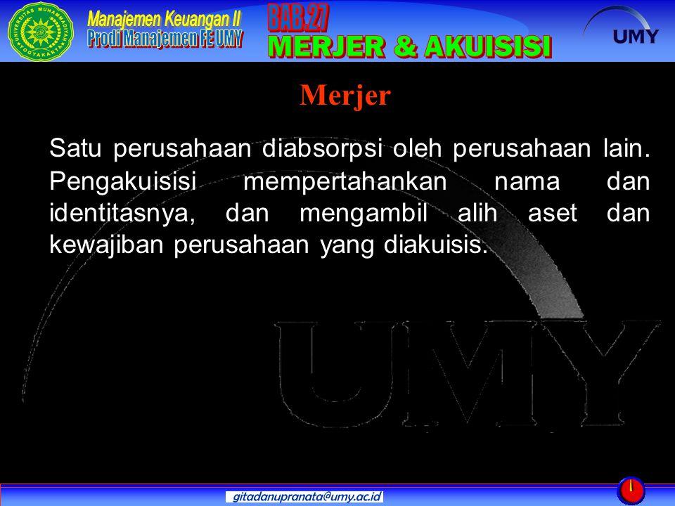 Merjer