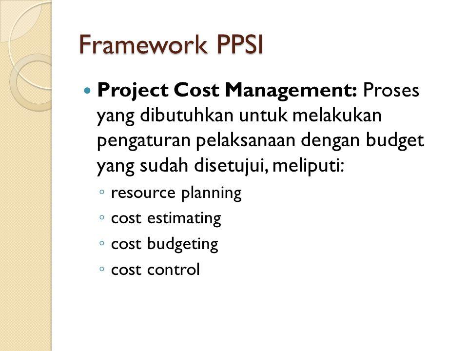 Framework PPSI
