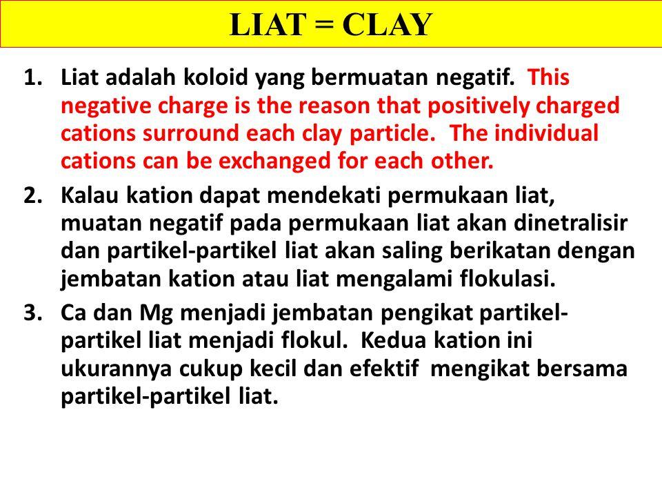 LIAT = CLAY