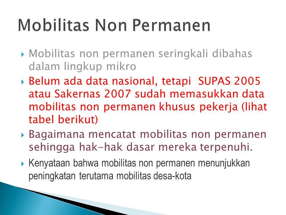 Mobilitas Non Permanen