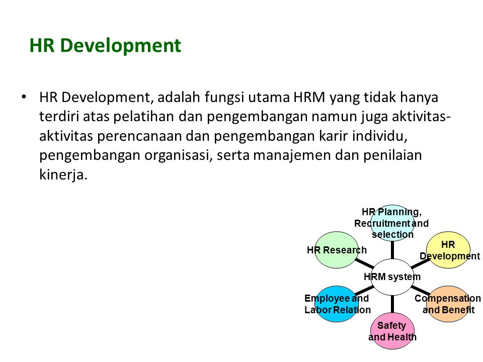 HR Development