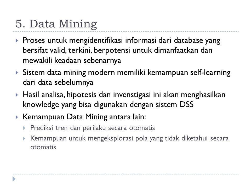 5. Data Mining