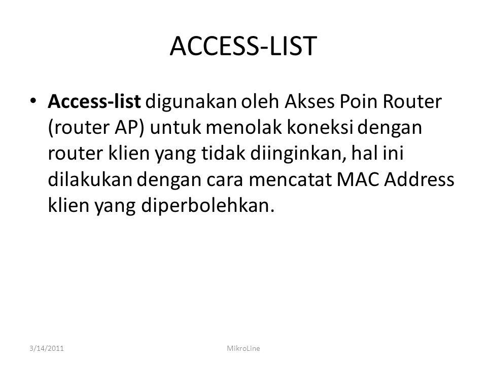 ACCESS-LIST