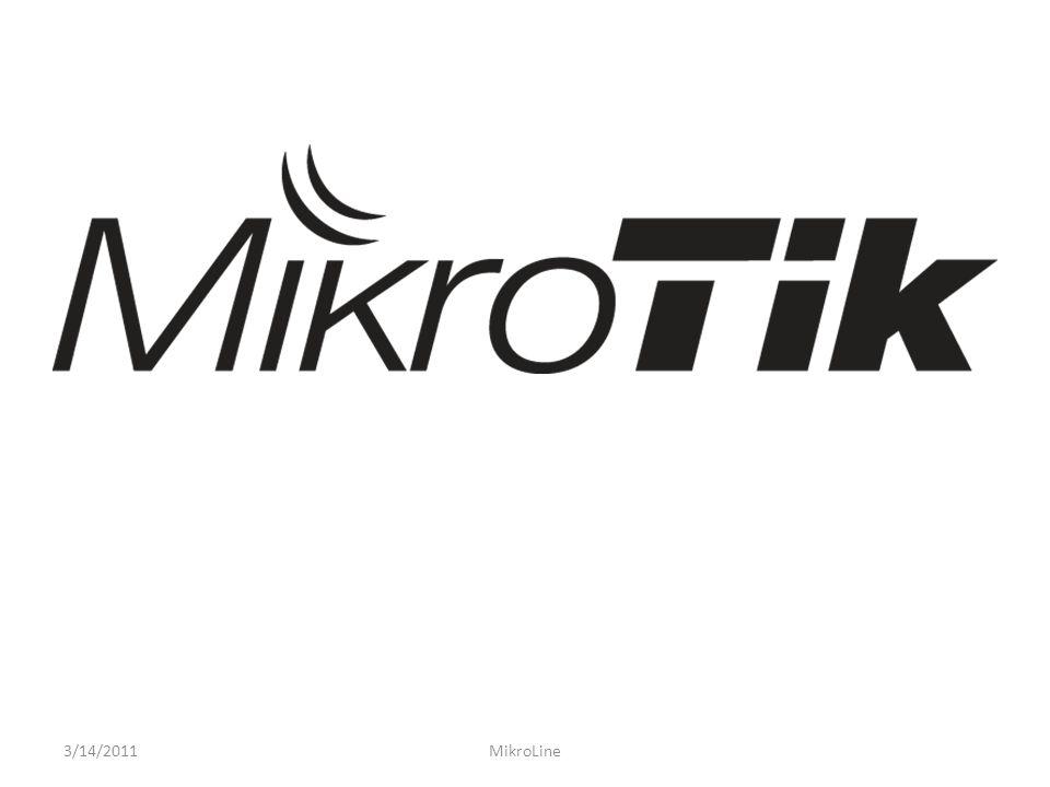 3/14/2011 MikroLine