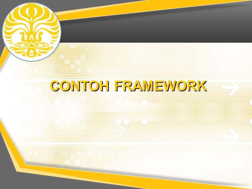 Contoh Framework