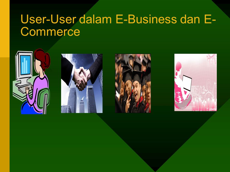 User-User dalam E-Business dan E-Commerce