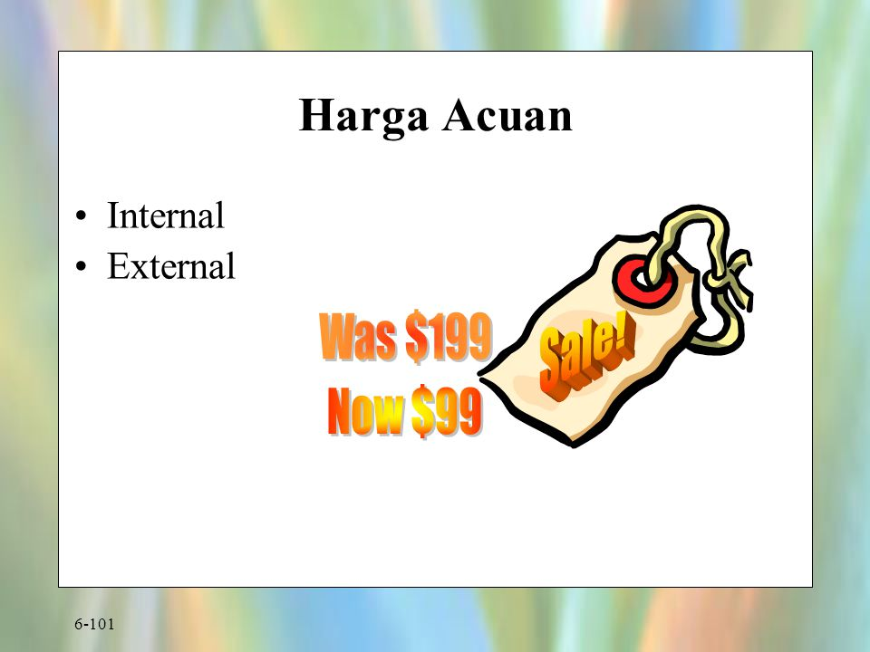 Harga Acuan Internal External Was $199 Now $99 Sale!