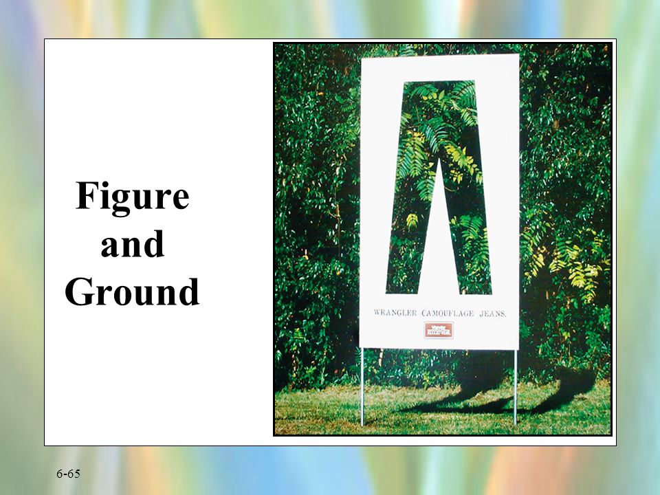 Figure and Ground