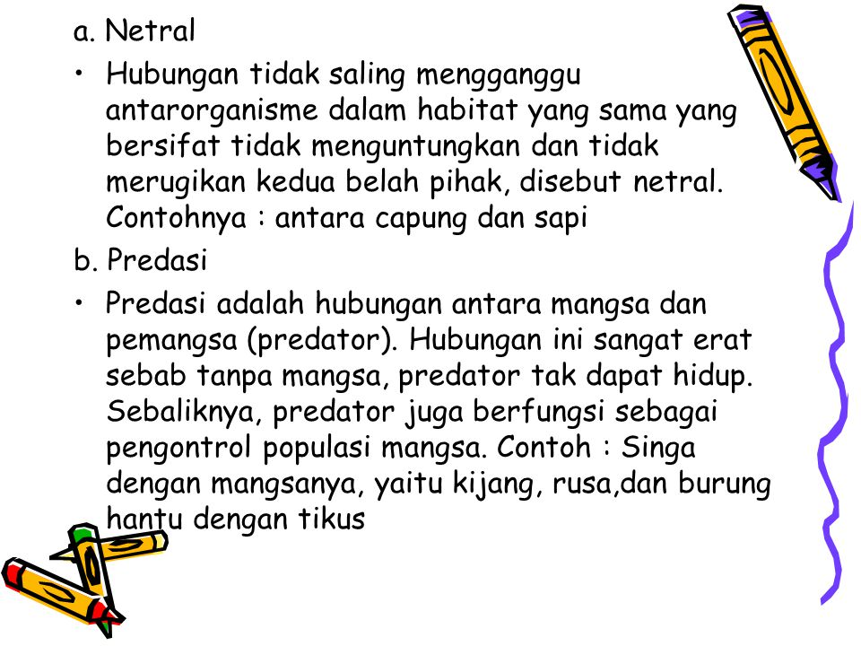 a. Netral