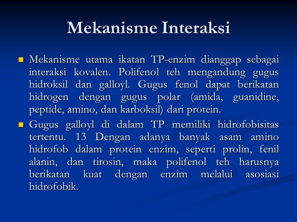 Mekanisme Interaksi